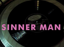 October 15th Sinner Man Promo